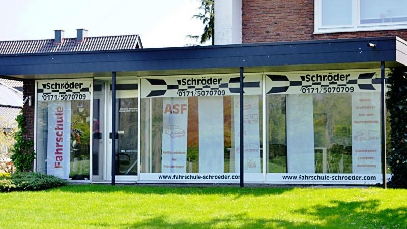 Zweigstelle unserer Fahrschule in Rödinghausen / Bruchmühlen.