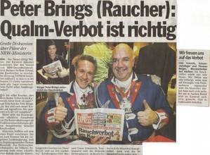 aus dem Kölner Express vom 24.01.2011