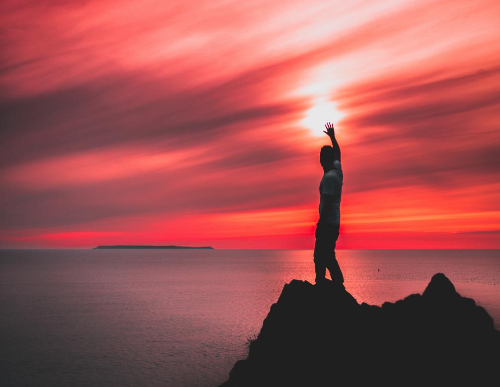 Energetische Begleitung der 10 Portaltage vom 30.3. - 8.4.2021 - Komm in deine Schöpferkraft