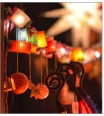 Bijoux des Lys marché de Noël Ancenis Maine et Loire