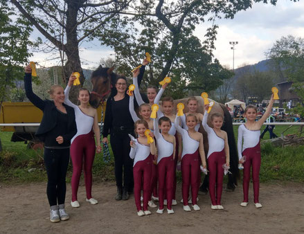 Nachwuchsgruppe IFZ Wackernheim siegt vor 14 Konkurrenten