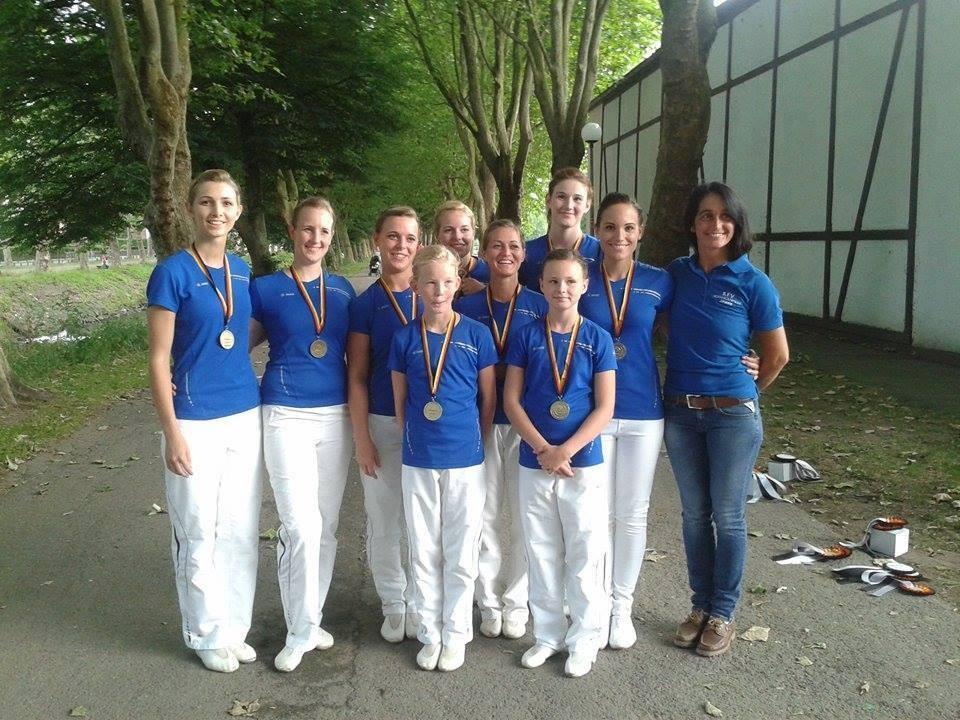 Bronze M-Team Schwegenheim