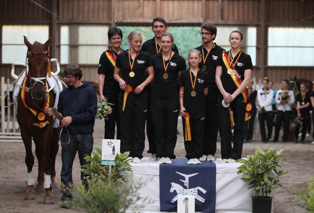 Landesmeister S-Team Mainz-Laubenheim