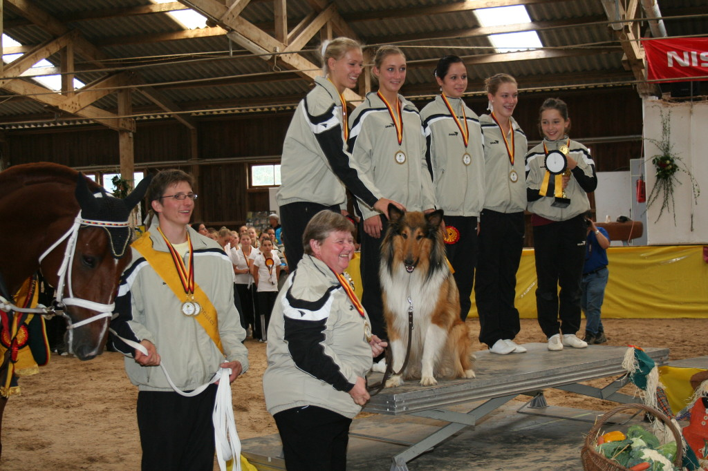 Gold für das S - Team Mainz - Laubenheim