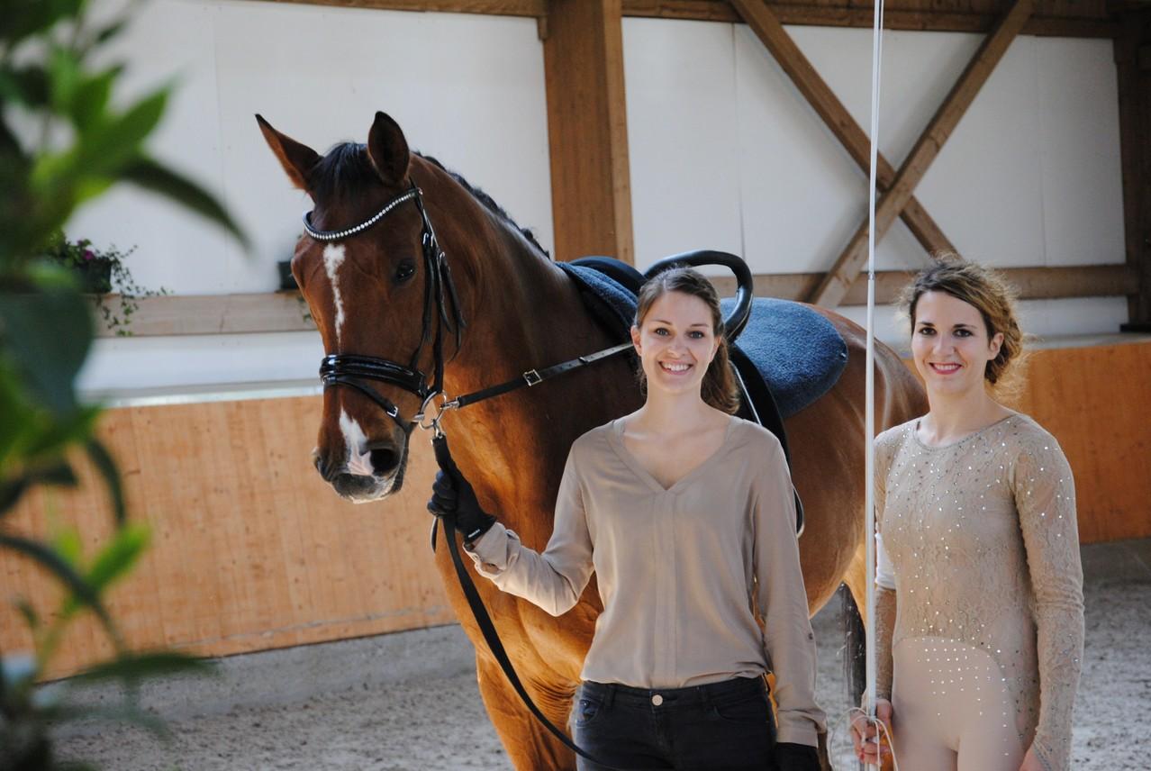 Sabrina Stehr und Anna Birner / Palatina Höningen