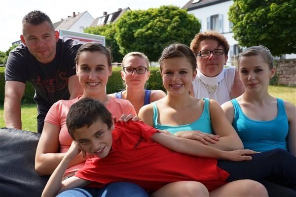 gute Laune beim S-Team Idar-Oberstein