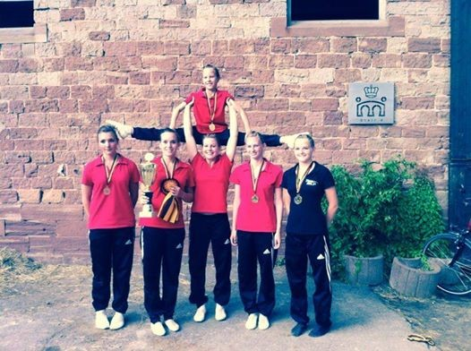 Juniorteam Saarburg holt Gold