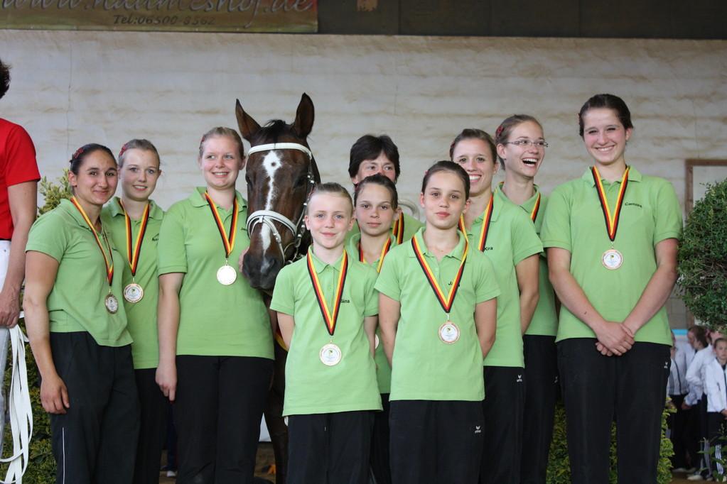 Bronze für die M - Gruppe PSV Bad Ems
