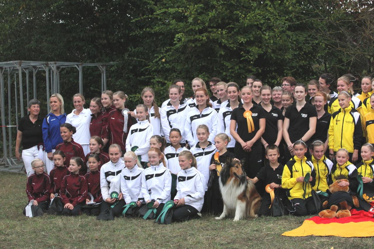 Rheinland-Pfalz Equipe, Teil 1