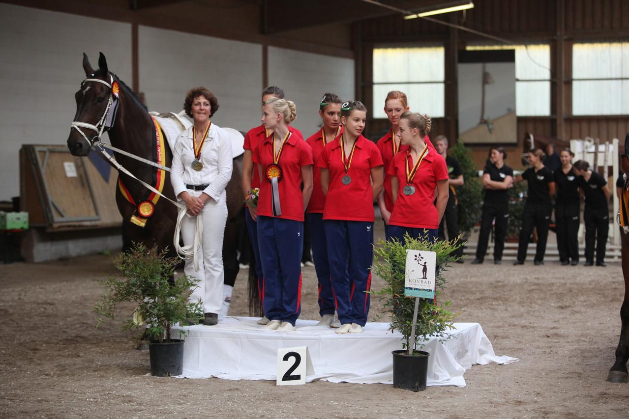 Silber für das Juniorteam Fortuna Saarburg