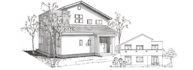 佐伯市の住宅新築工事 増改築工事 一戸建て工事を承ります