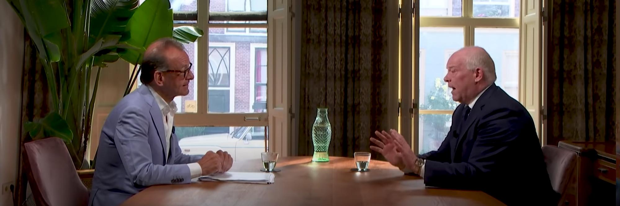 In de media | Rick Moorman in de uitzending van Paul van Liempt - 5