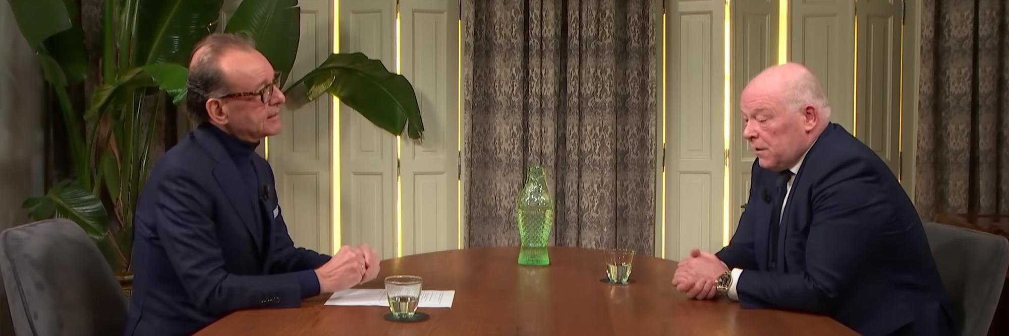 In de media | Rick Moorman in de uitzending van Paul van Liempt - 6
