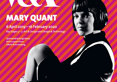 Ausstellung Mary Quant
