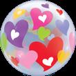 "Bubble ""Hearts"" 40cm  -  € 9,90"