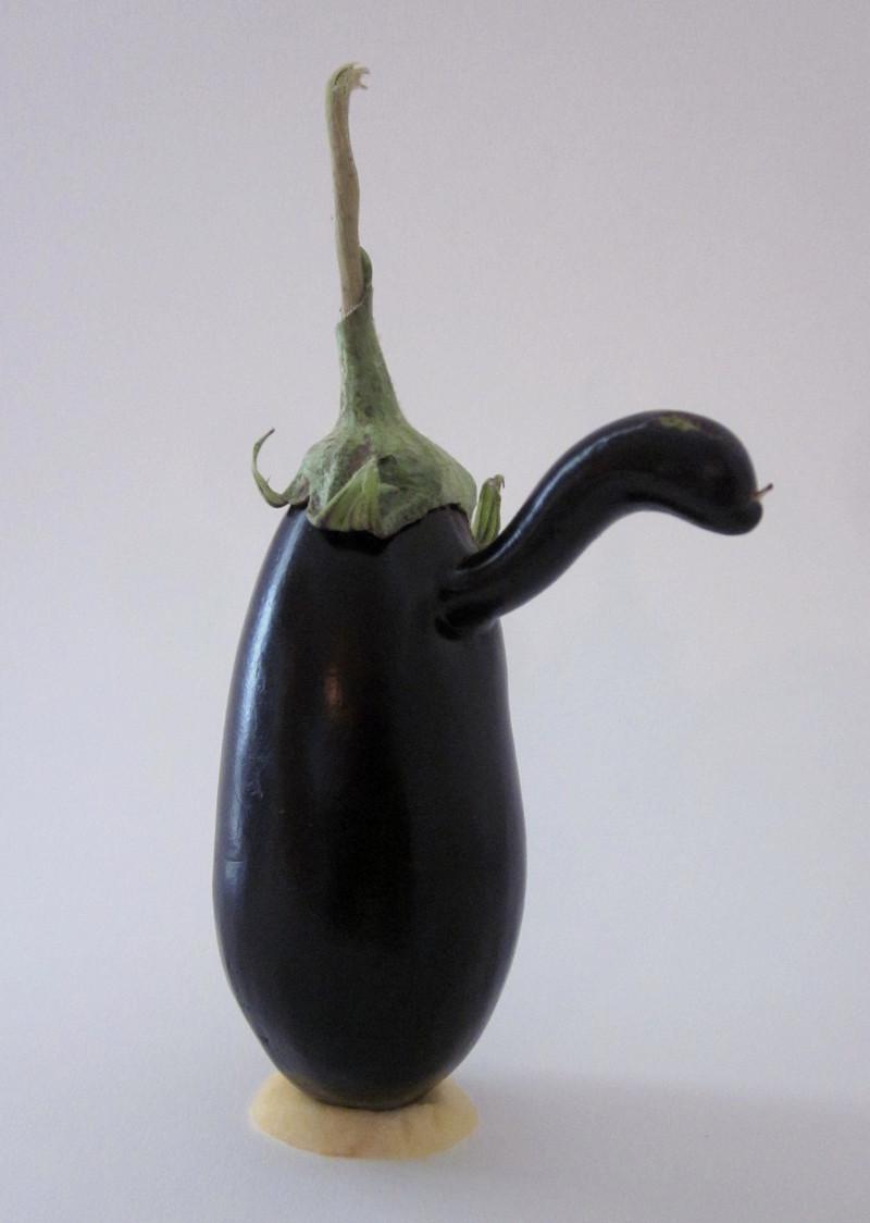 Saint Gratien l'aubergine