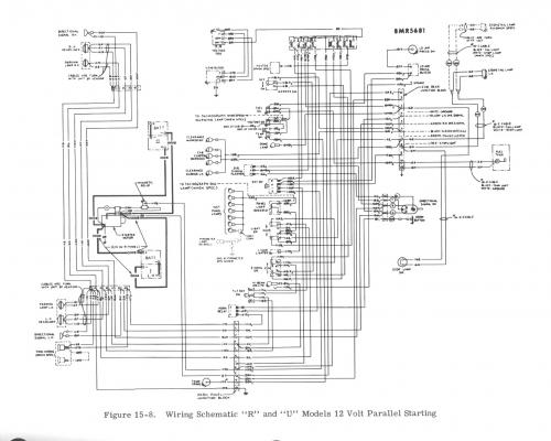 mack truck alternator wiring diagram mack ds600 headlight wiring diagram