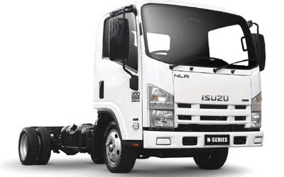 ISUZU NPR 275 Medium Truck