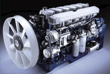 Diesel engines series WP12
