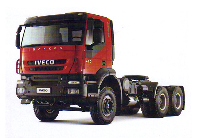Iveco Trakker service repair manuals free download