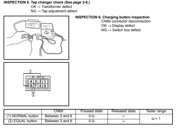 Toyota electric forklift error codes - Truck manual, wiring diagrams