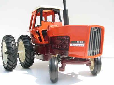 ALLIS-CHALMERS tractors service manuals