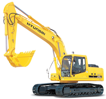 Hyundai Excavator, Forklifts, Wheel Loaders Service & Repair