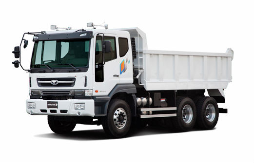 Tata Daewoo 15ton Dump Truck