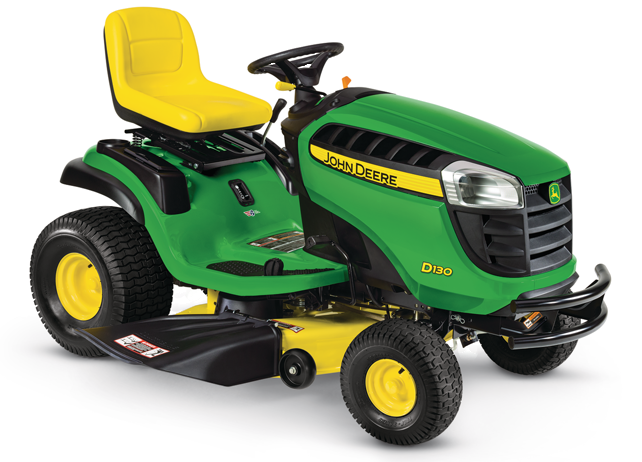 John Deere D130 Lawn Mower PDF manual