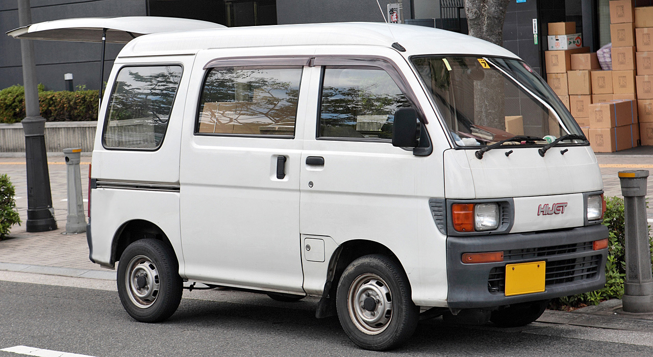 9 Daihatsu Trucks Service Manuals Free Download