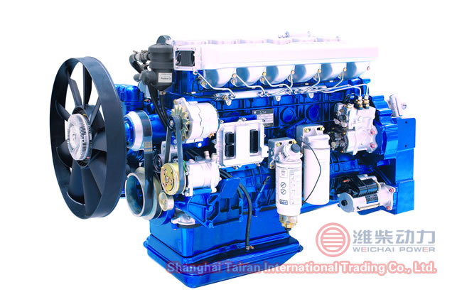 Weichai WP10 Truck Engine