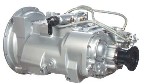 eaton 9 speed transmission