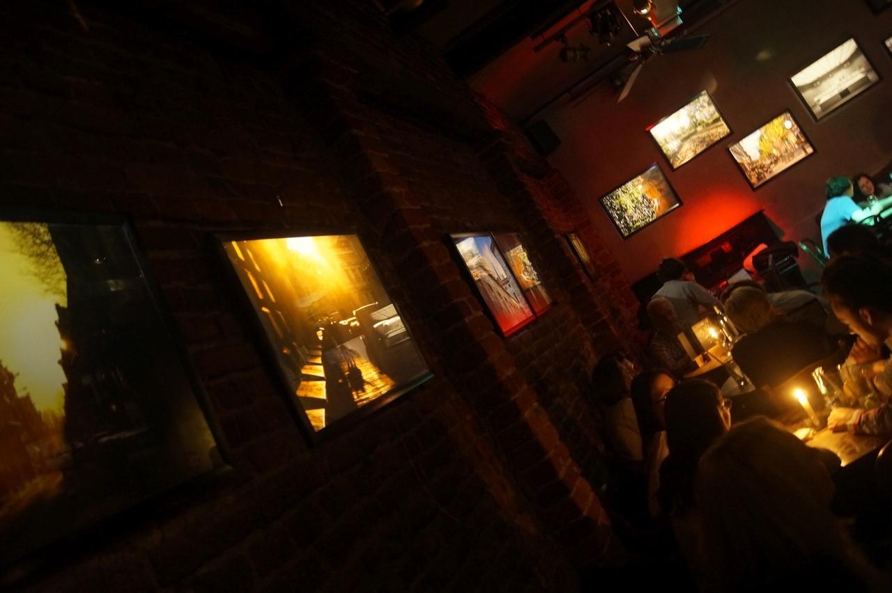 Wystawa fotografii w Foto Cafe 102