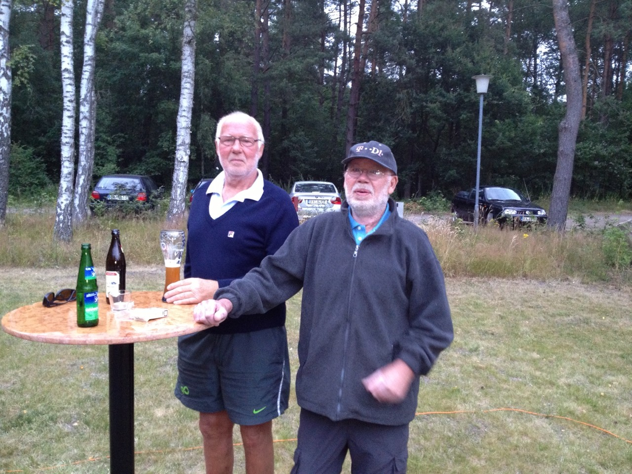 """Die """"Breslauer Lerchen"""" (Gerd und Norbert Klose)"""