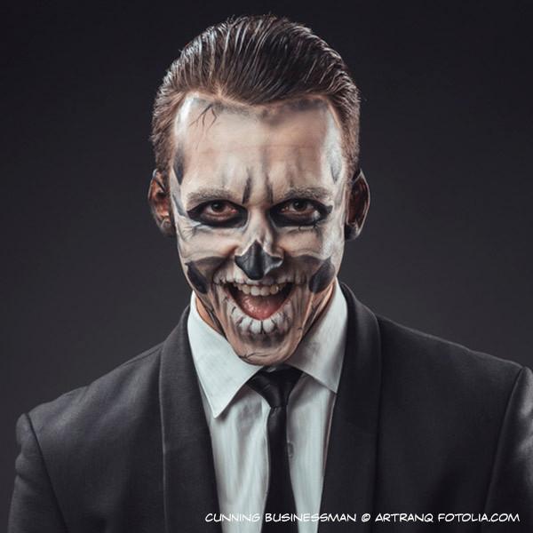 cunning businessman © Artrany Fotolia.com