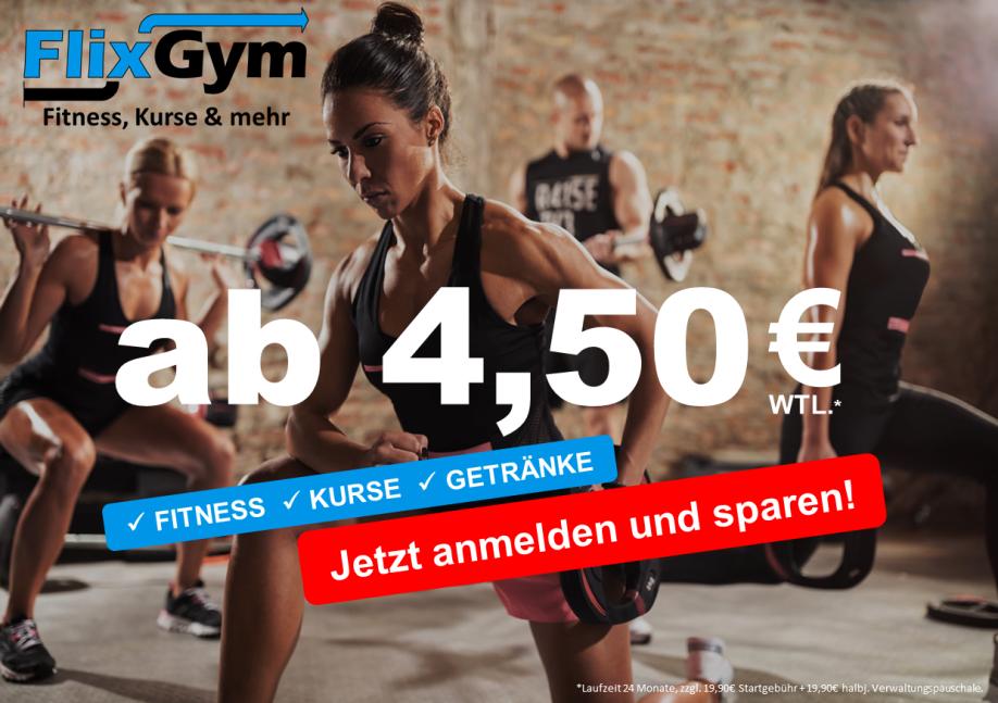 FlixFit Fitness Aalen