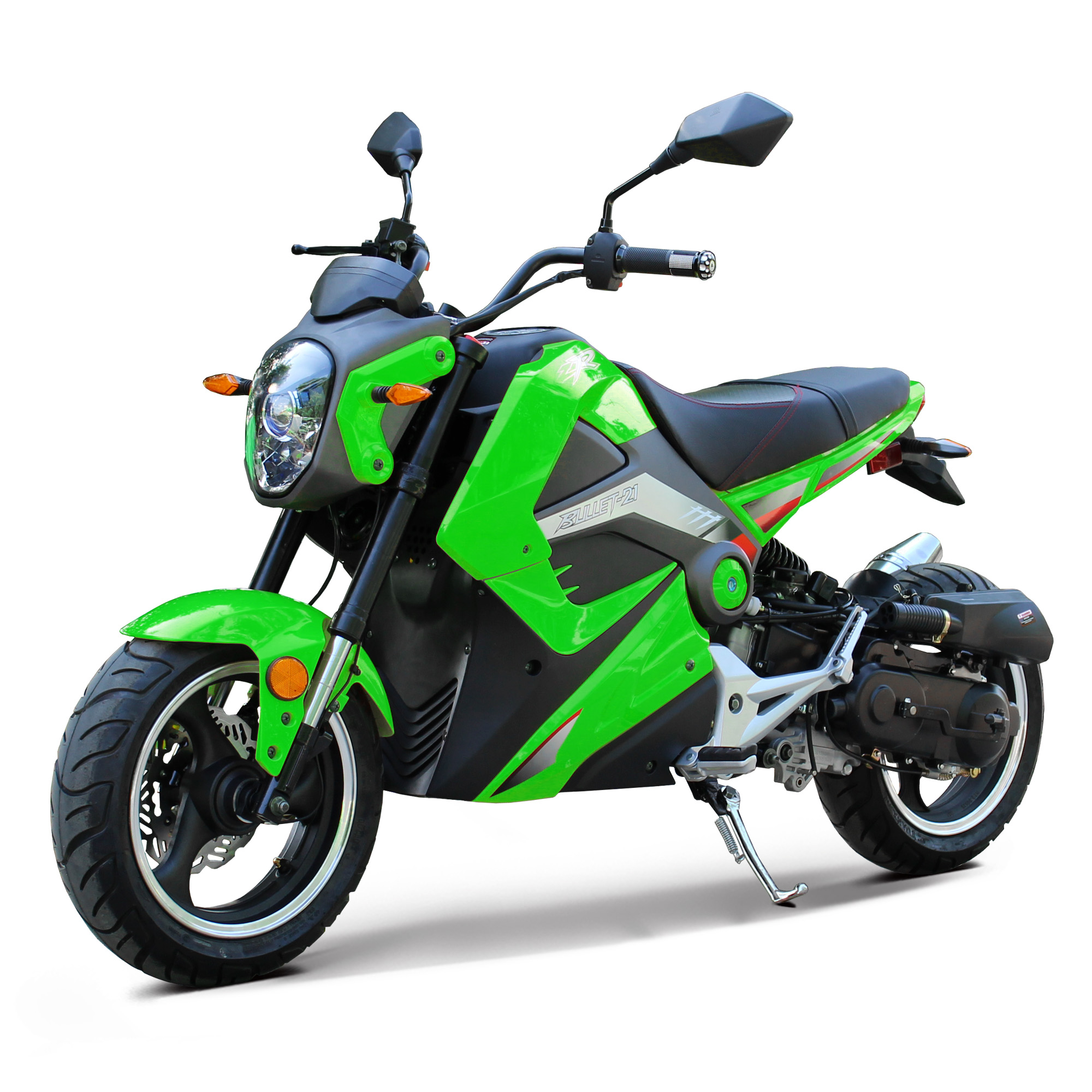 Soon new bullet 50cc scooters atvs utvs gokart for Where can i buy a motor scooter