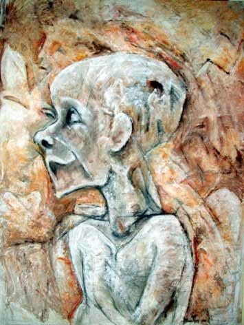 Huile sur toile - 138x104