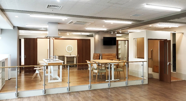 新百合ヶ丘総合病院(563床)のリハビリテーション科