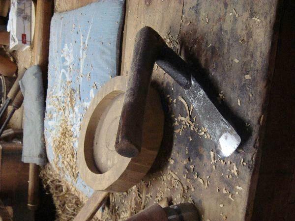 小椋さんお気に入りの道具。