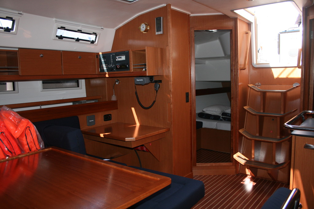 Bavaria cruiser 45 Navigation