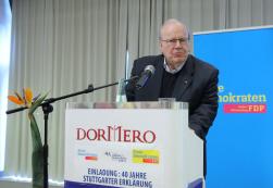 EU-Kommissar a.D. Martin Bangemann