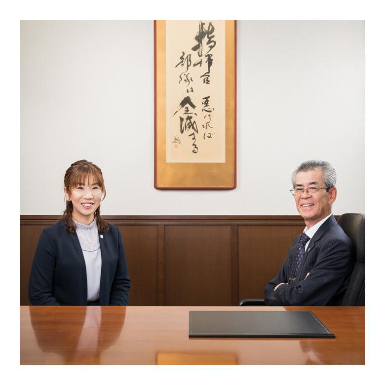 株式会社 三原田組 三原田逸美様 代表取締役社長 三原田清隆様