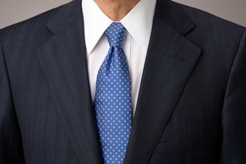 ネクタイ修正前写真