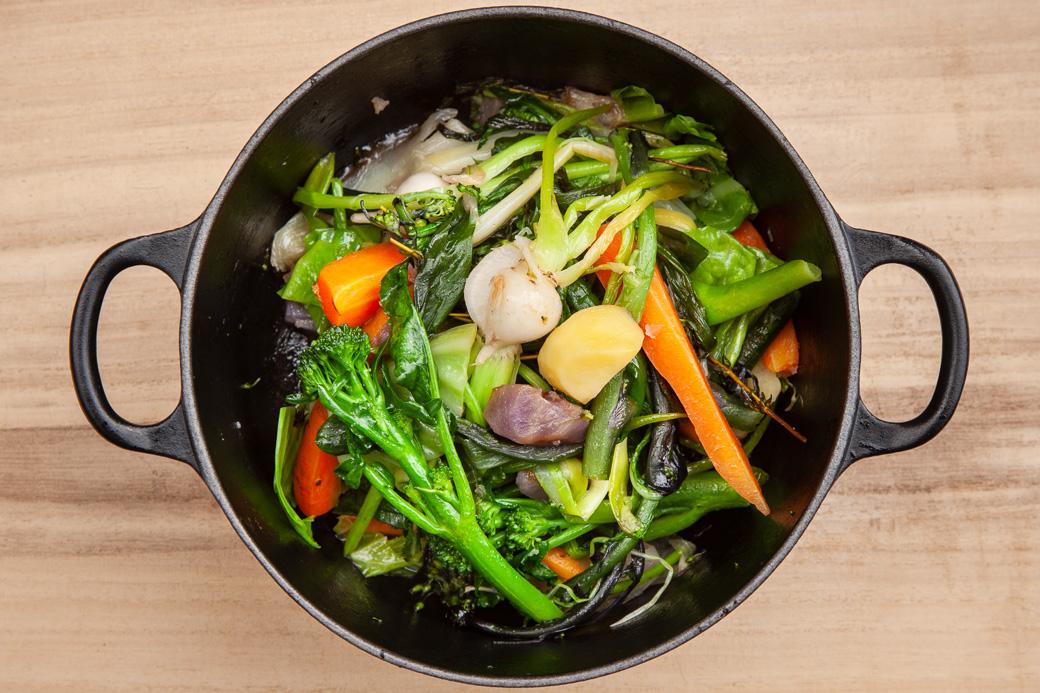 静岡県の完全無農薬野菜 ビオファームまつきの野菜