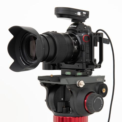 Nikon Z6とSmallRig L字ブラケット