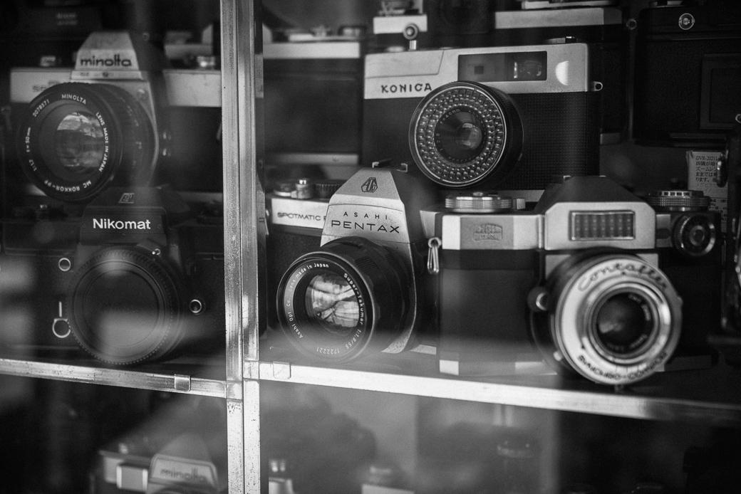ラッキーカメラのペンタックス