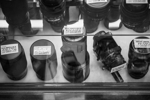 大口商店街ペンギンカメラ
