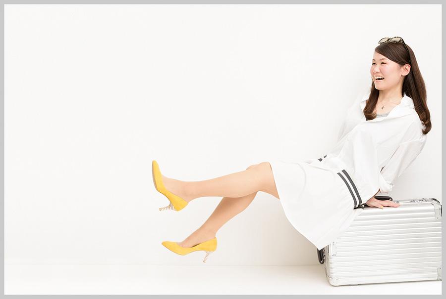 司法女子ハラの旅する秘書ブログヘッダー写真