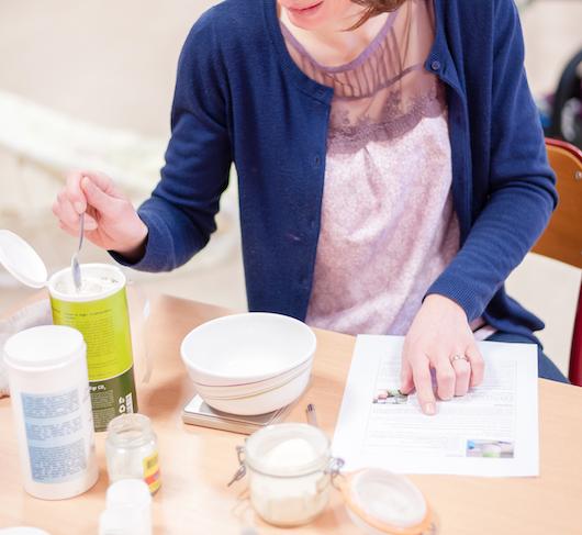 Ateliers  de fabrication de produit ménagers ou cosmétiques/d'hygiène